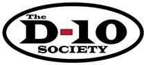 D-10 Society Logo
