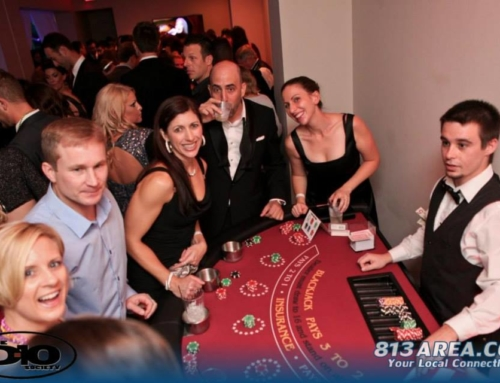The D-10 Society's Casino Royale NYE 2015 @ the Vault